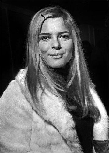 Premium-Poster France Gall