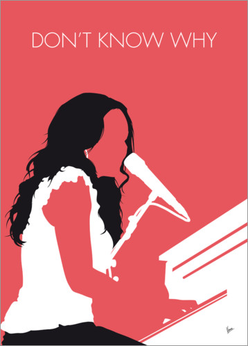 Premium-Poster Norah Jones - Don't Know Why