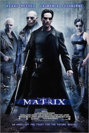 Gallery Print  The Matrix - Entertainment Collection