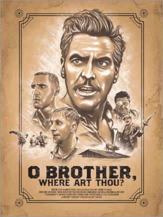 Premium-Poster O Brother, Where Art Thou