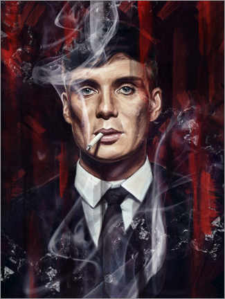 Premium-Poster  Peaky Blinders - Dmitry Belov