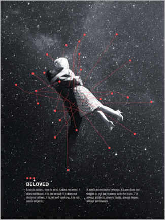 Premium-Poster  Beloved - Frank Moth