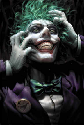 Premium-Poster  The Joker - DC Comics