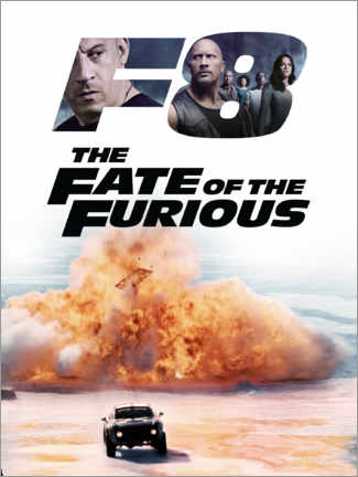 Alubild  The fate of the furious