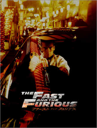 Alubild  The fast and the furious - Tokyo Drift