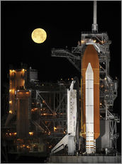 Gallery Print  Space Shuttle Discovery - Stocktrek Images