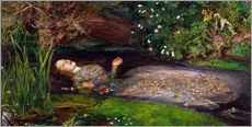 Gallery Print  Ophelia - Sir John Everett Millais