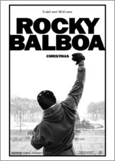 Gallery Print  Rocky Balboa - Entertainment Collection
