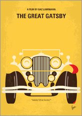 Wandsticker  The Great Gatsby - chungkong