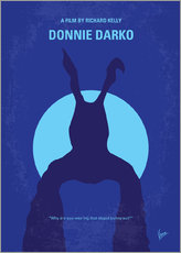 Wandsticker  Donnie Darko - chungkong