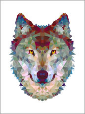 Polygonwolf