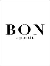 Gallery Print  Bon Appetit - Finlay and Noa