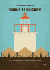 Wandsticker  Moonrise Kingdom - chungkong