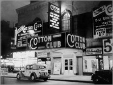 Gallery Print  Cotton Club in Harlem, New York
