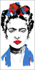 Gallery Print  Just Frida - Sarah Plaumann