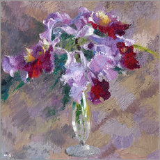 Gallery Print  Orchidee - Augusto Giacometti