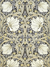 Wandaufkleber  Pimpernell - William Morris