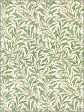 Wandsticker  Weide - William Morris