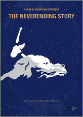 Wandsticker  The Neverending Story - chungkong