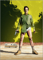 Premium-Poster Breaking Bad