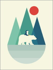 Premium-Poster  Bear You - Andy Westface