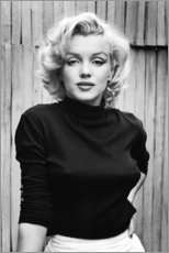 Acrylglasbild  Marilyn Monroe - Celebrity Collection