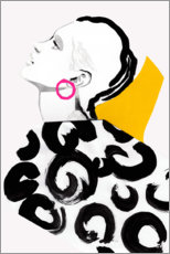 Gallery Print  Pop Art Fashion - Sarah Plaumann