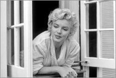 Acrylglasbild  Marilyn Monroe ? Fensterszene - Celebrity Collection