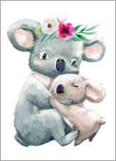 Gallery Print  Koala-Mama - Kidz Collection