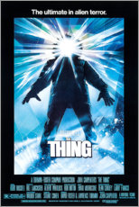 Holzbild  The Thing - Entertainment Collection