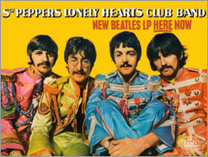 Alubild  Sgt. Pepper's Lonely Hearts Club Band - Entertainment Collection