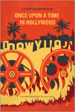Gallery Print  Once Upon a Time in Hollywood (Englisch) - chungkong