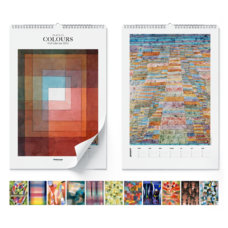 Wandkalender  Paul Klee, Colours 2020 - Paul Klee