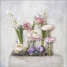 Gallery Print  all about spring - Lizzy Pe