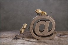 Gallery Print  Simple Things - Email - Nailia Schwarz