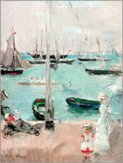 Wandsticker  West Cowes, Isle of Wight - Berthe Morisot