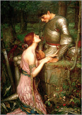 Gallery Print  Lamia - John William Waterhouse