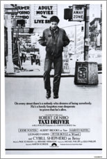 Gallery Print  Taxi Driver