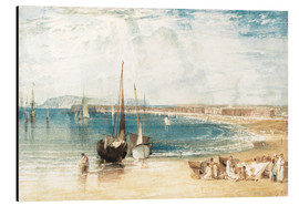 Alubild  Weymouth - Joseph Mallord William Turner