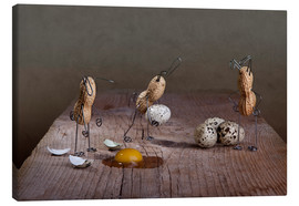 Leinwandbild  Simple Things - Ostern - Nailia Schwarz