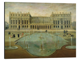Alubild  Schloss Versailles - French School
