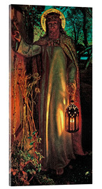 Acrylglasbild  Das Licht der Welt - William Holman Hunt
