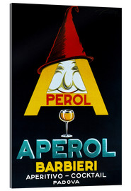Acrylglasbild  Aperol Barbieri - Advertising Collection