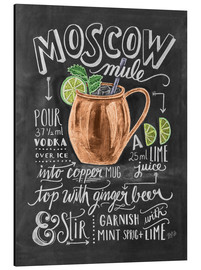 Alubild  Moscow Mule Rezept (Englisch) - Lily & Val