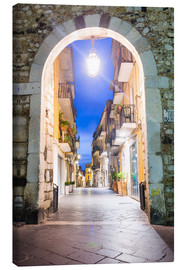 Leinwandbild  Porta Catania, Taormina - Matthew Williams-Ellis