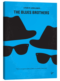 Leinwandbild  The Blues Brothers - chungkong