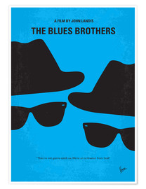 Premium-Poster  The Blues Brothers - chungkong