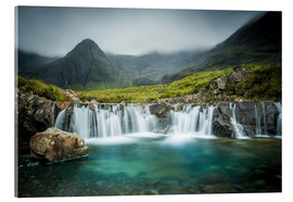Acrylglasbild  The Fairy Pools, Glen Brittle, Skye, Schottland - Markus Ulrich
