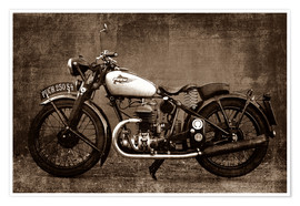 Premium-Poster Puch S4