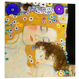 Forex  Mutter mit Kind - Gustav Klimt
